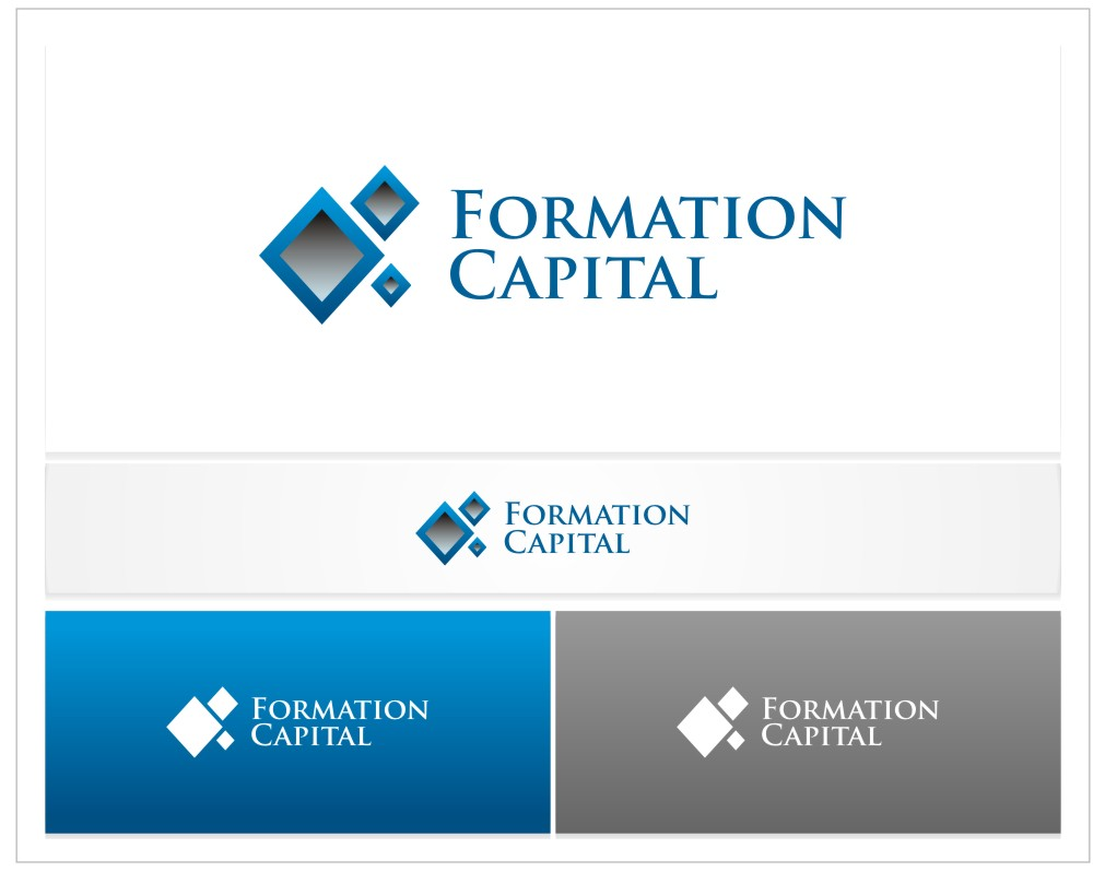 Logo Design by untung - Entry No. 29 in the Logo Design Contest Inspiring Logo Design for Formation Capital.