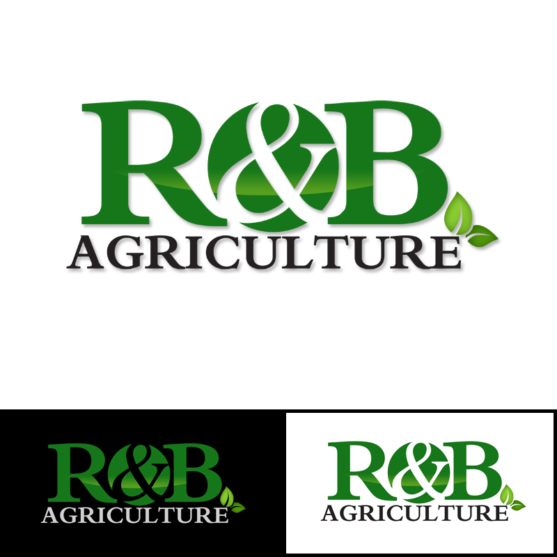 Logo Design by Private User - Entry No. 27 in the Logo Design Contest Captivating Logo Design for R & B Agriculture.