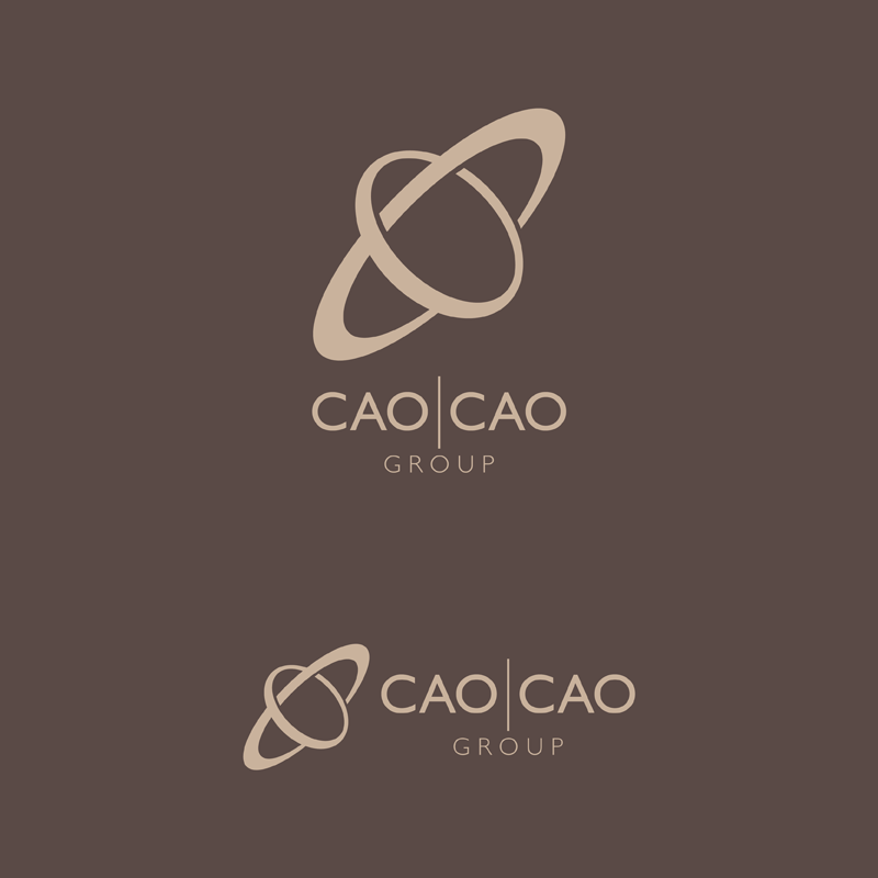 Logo Design by kianoke - Entry No. 232 in the Logo Design Contest cao cao group pty ltd Logo Design.