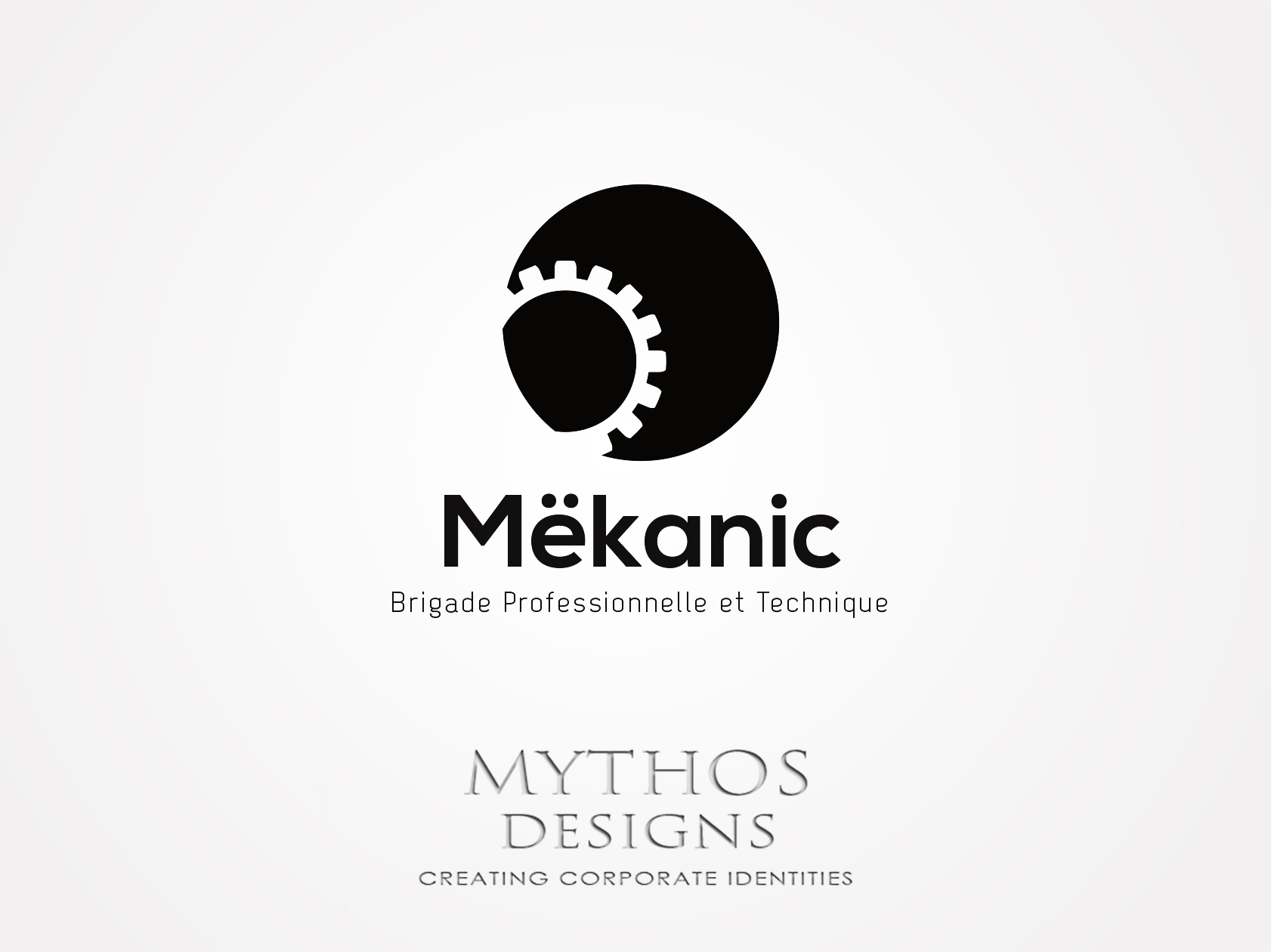Logo Design by Mythos Designs - Entry No. 208 in the Logo Design Contest Creative Logo Design for MËKANIC - Professional and technical squad.