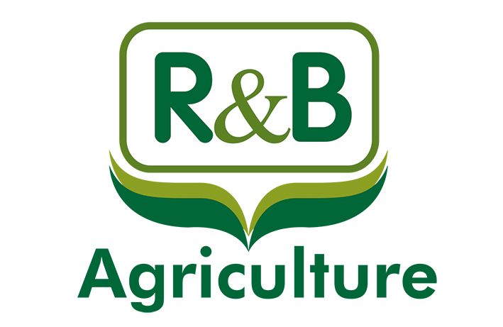 Logo Design by Mohamed Sheikh - Entry No. 28 in the Logo Design Contest Captivating Logo Design for R & B Agriculture.