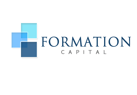 Logo Design by Crystal Desizns - Entry No. 41 in the Logo Design Contest Inspiring Logo Design for Formation Capital.