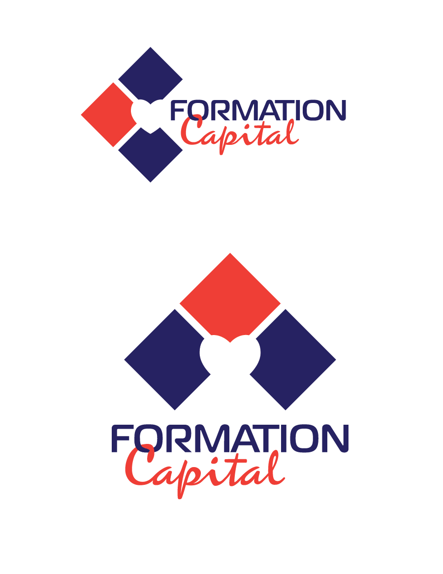 Logo Design by Christina Evans - Entry No. 44 in the Logo Design Contest Inspiring Logo Design for Formation Capital.