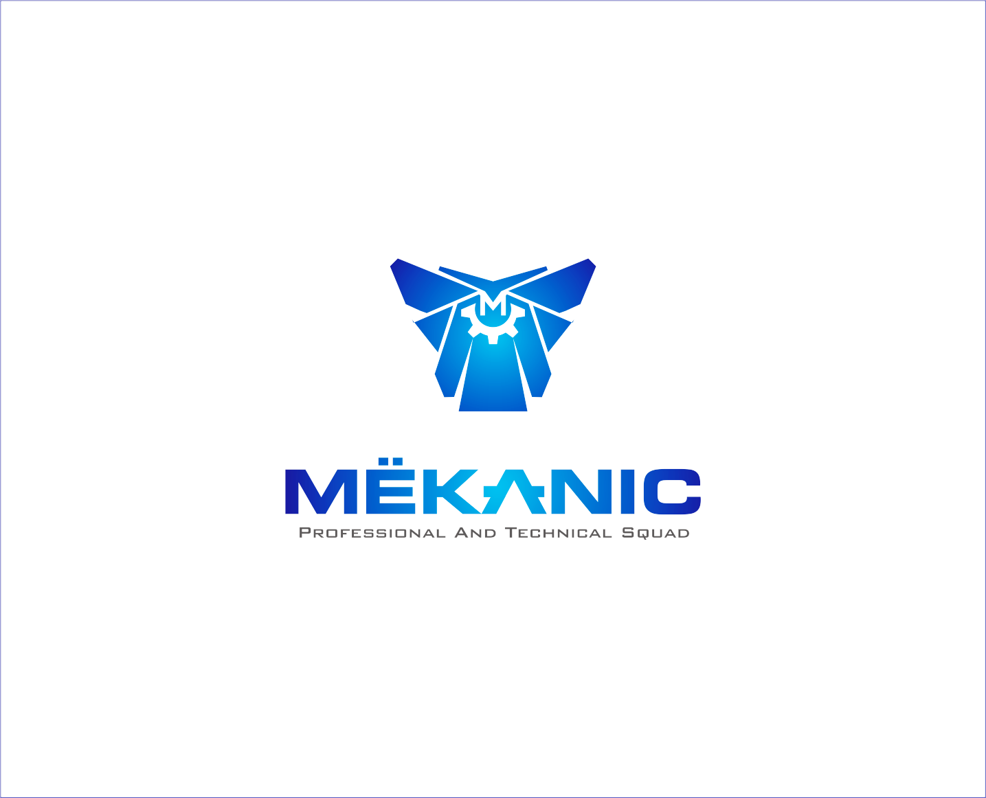 Logo Design by Armada Jamaluddin - Entry No. 217 in the Logo Design Contest Creative Logo Design for MËKANIC - Professional and technical squad.