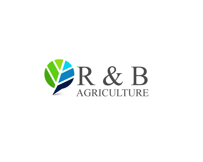 Logo Design by Parag Sohani - Entry No. 29 in the Logo Design Contest Captivating Logo Design for R & B Agriculture.