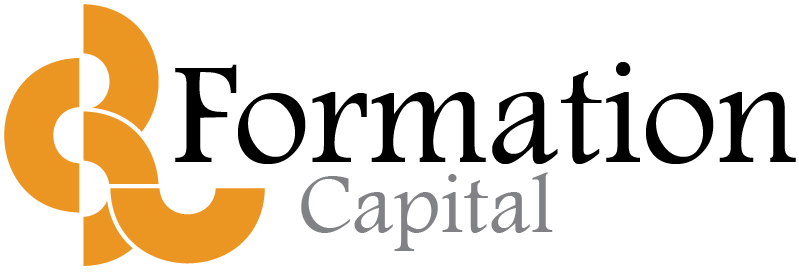 Logo Design by Tim Holley - Entry No. 46 in the Logo Design Contest Inspiring Logo Design for Formation Capital.