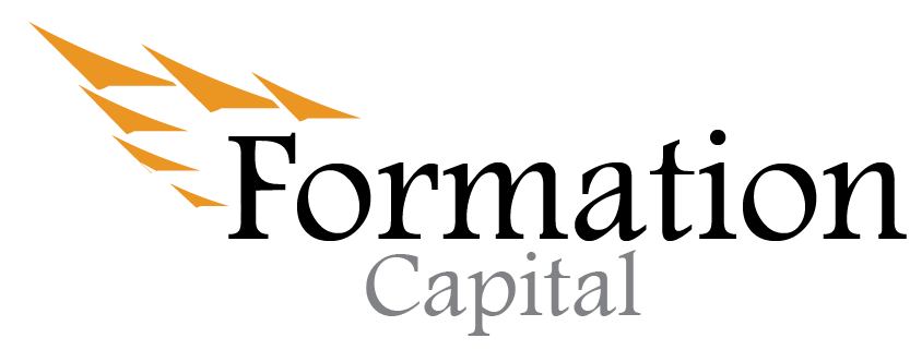 Logo Design by Tim Holley - Entry No. 47 in the Logo Design Contest Inspiring Logo Design for Formation Capital.