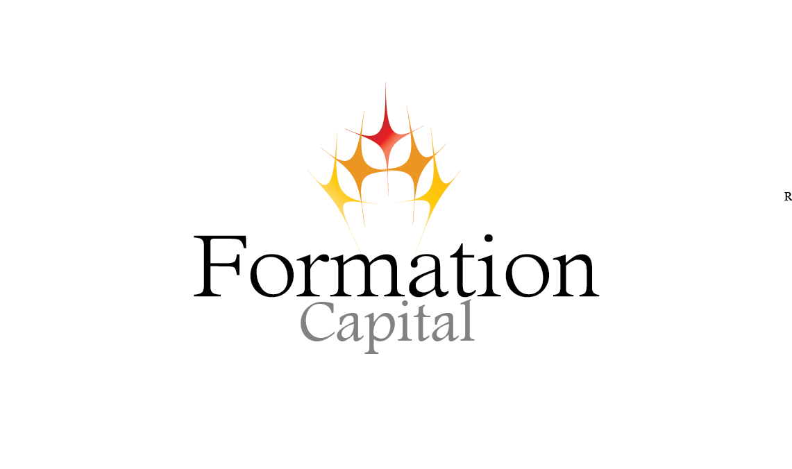 Logo Design by Tim Holley - Entry No. 49 in the Logo Design Contest Inspiring Logo Design for Formation Capital.