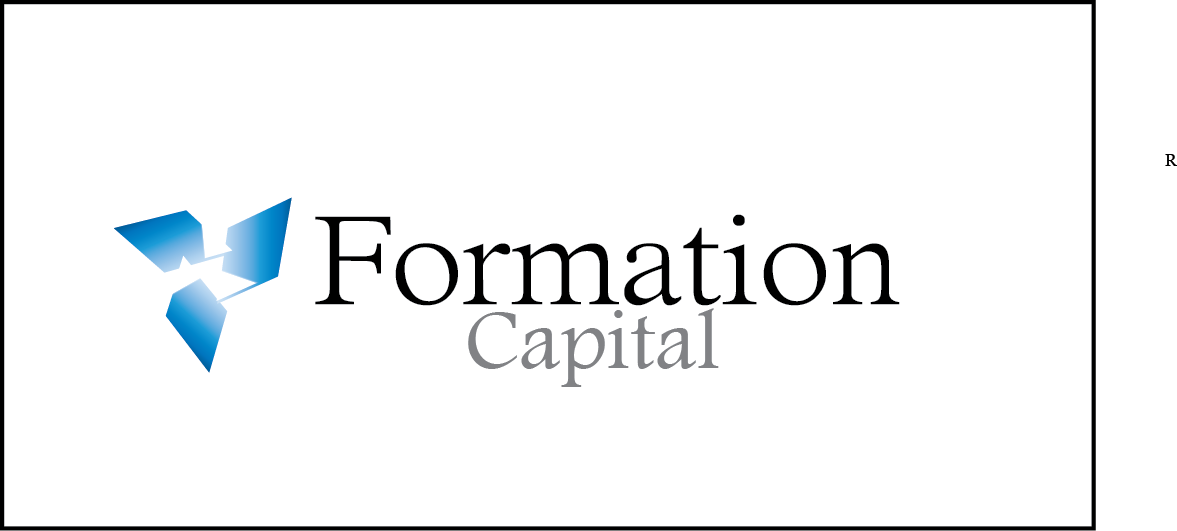 Logo Design by Tim Holley - Entry No. 51 in the Logo Design Contest Inspiring Logo Design for Formation Capital.