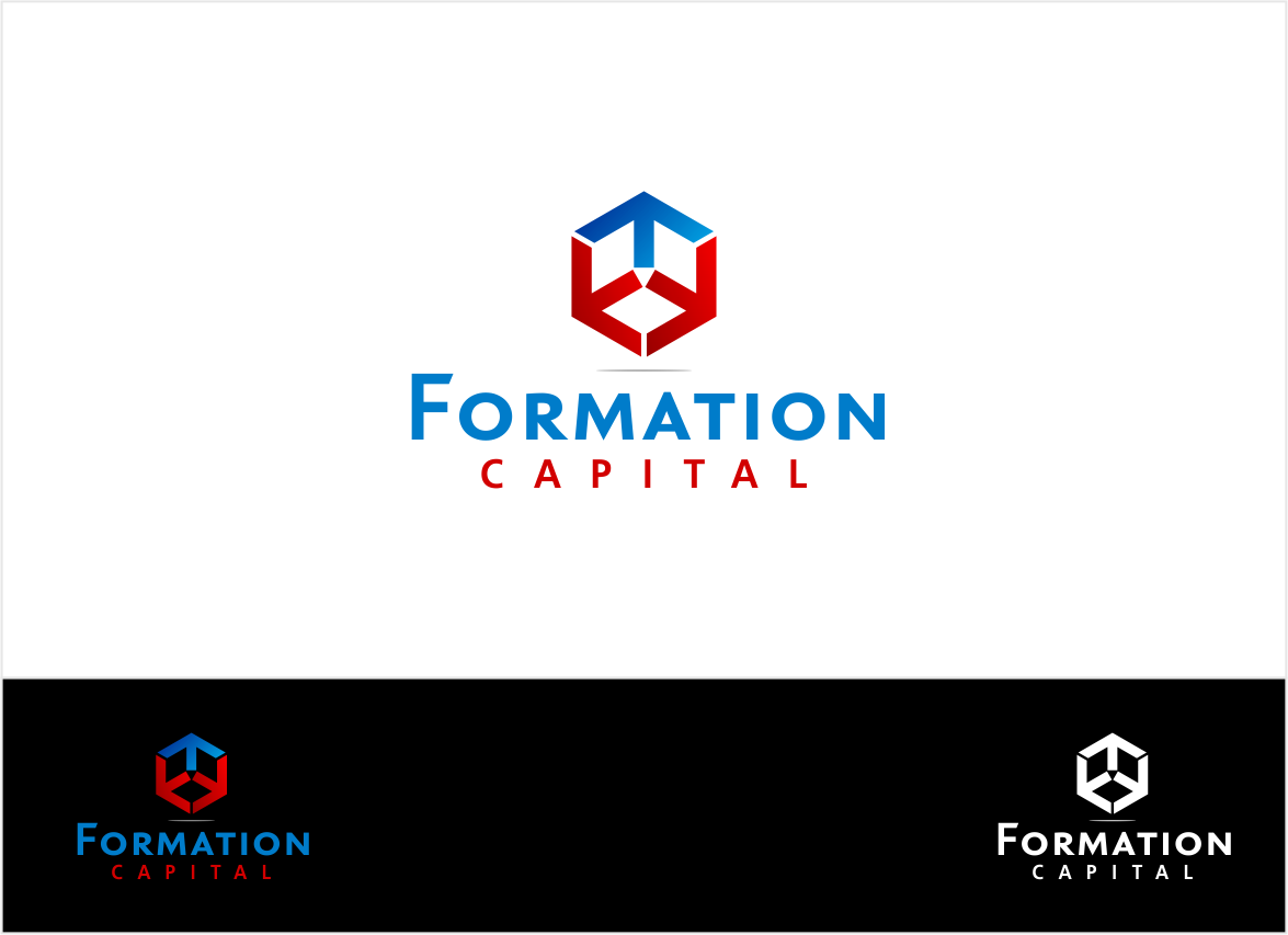 Logo Design by haidu - Entry No. 52 in the Logo Design Contest Inspiring Logo Design for Formation Capital.