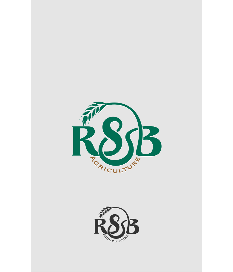 Logo Design by graphicleaf - Entry No. 30 in the Logo Design Contest Captivating Logo Design for R & B Agriculture.