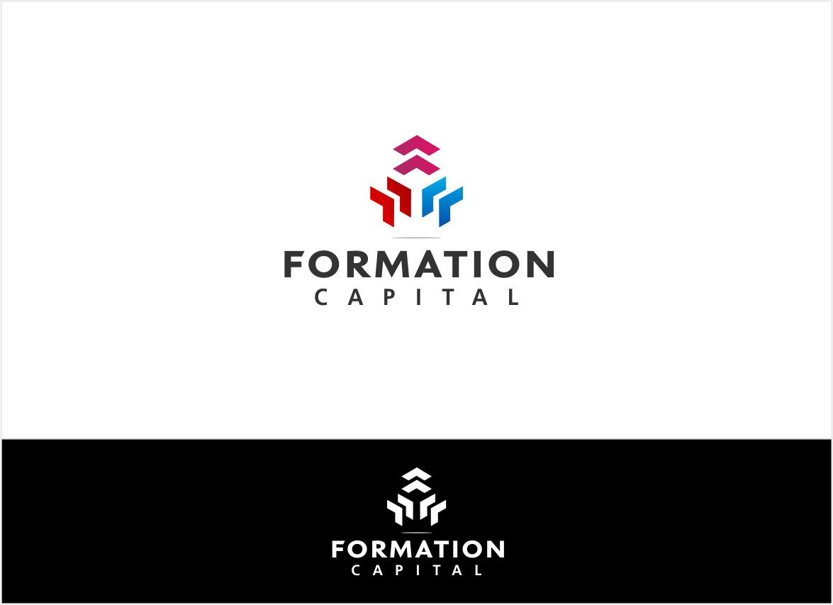 Logo Design by haidu - Entry No. 53 in the Logo Design Contest Inspiring Logo Design for Formation Capital.