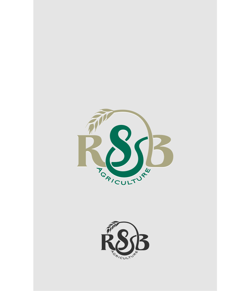 Logo Design by graphicleaf - Entry No. 31 in the Logo Design Contest Captivating Logo Design for R & B Agriculture.