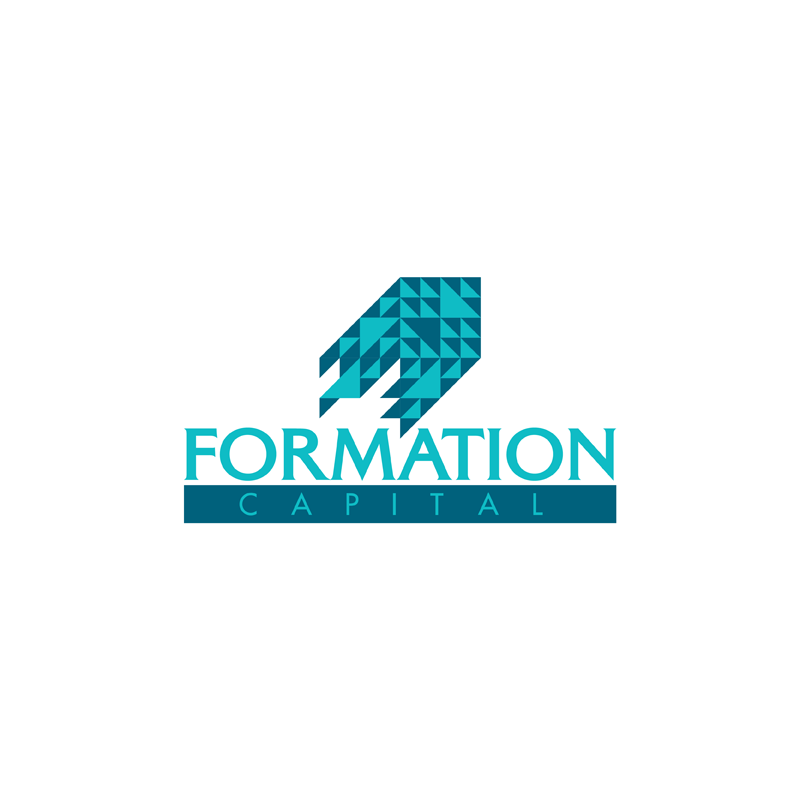 Logo Design by kianoke - Entry No. 55 in the Logo Design Contest Inspiring Logo Design for Formation Capital.