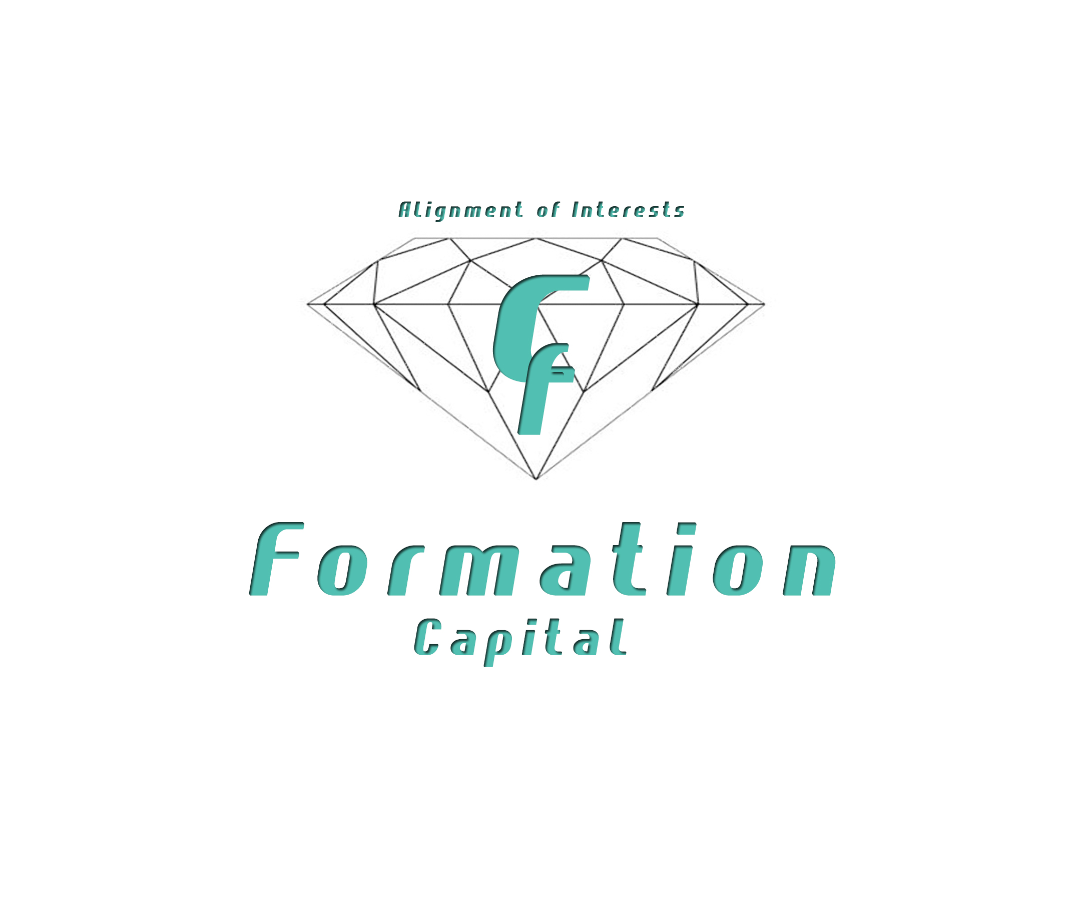 Logo Design by Thodoris Sairoglou - Entry No. 57 in the Logo Design Contest Inspiring Logo Design for Formation Capital.