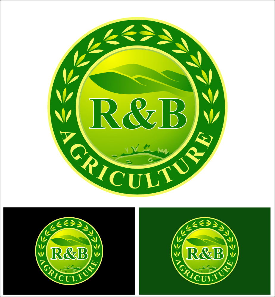 Logo Design by Ngepet_art - Entry No. 36 in the Logo Design Contest Captivating Logo Design for R & B Agriculture.
