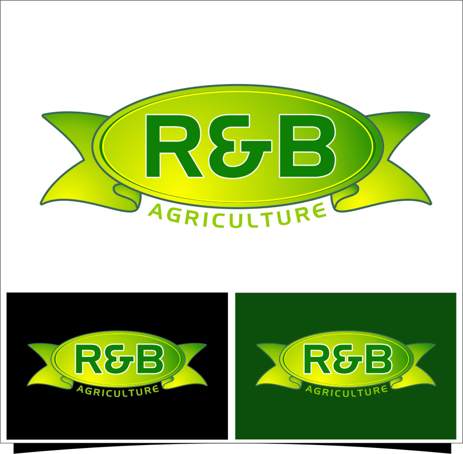 Logo Design by Ngepet_art - Entry No. 37 in the Logo Design Contest Captivating Logo Design for R & B Agriculture.