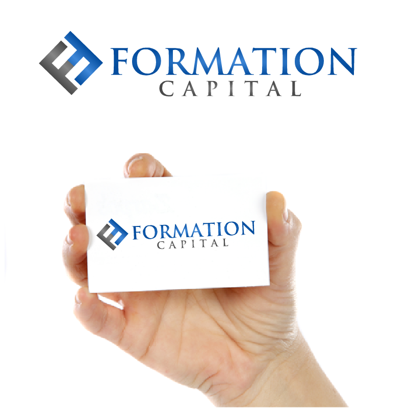 Logo Design by RAJU CHATTERJEE - Entry No. 58 in the Logo Design Contest Inspiring Logo Design for Formation Capital.
