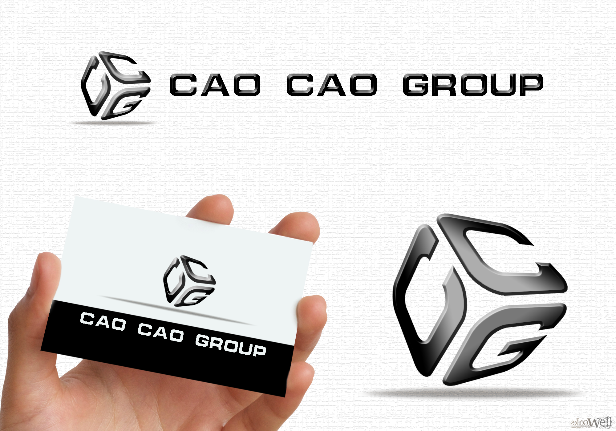 Logo Design by Rowell - Entry No. 247 in the Logo Design Contest cao cao group pty ltd Logo Design.