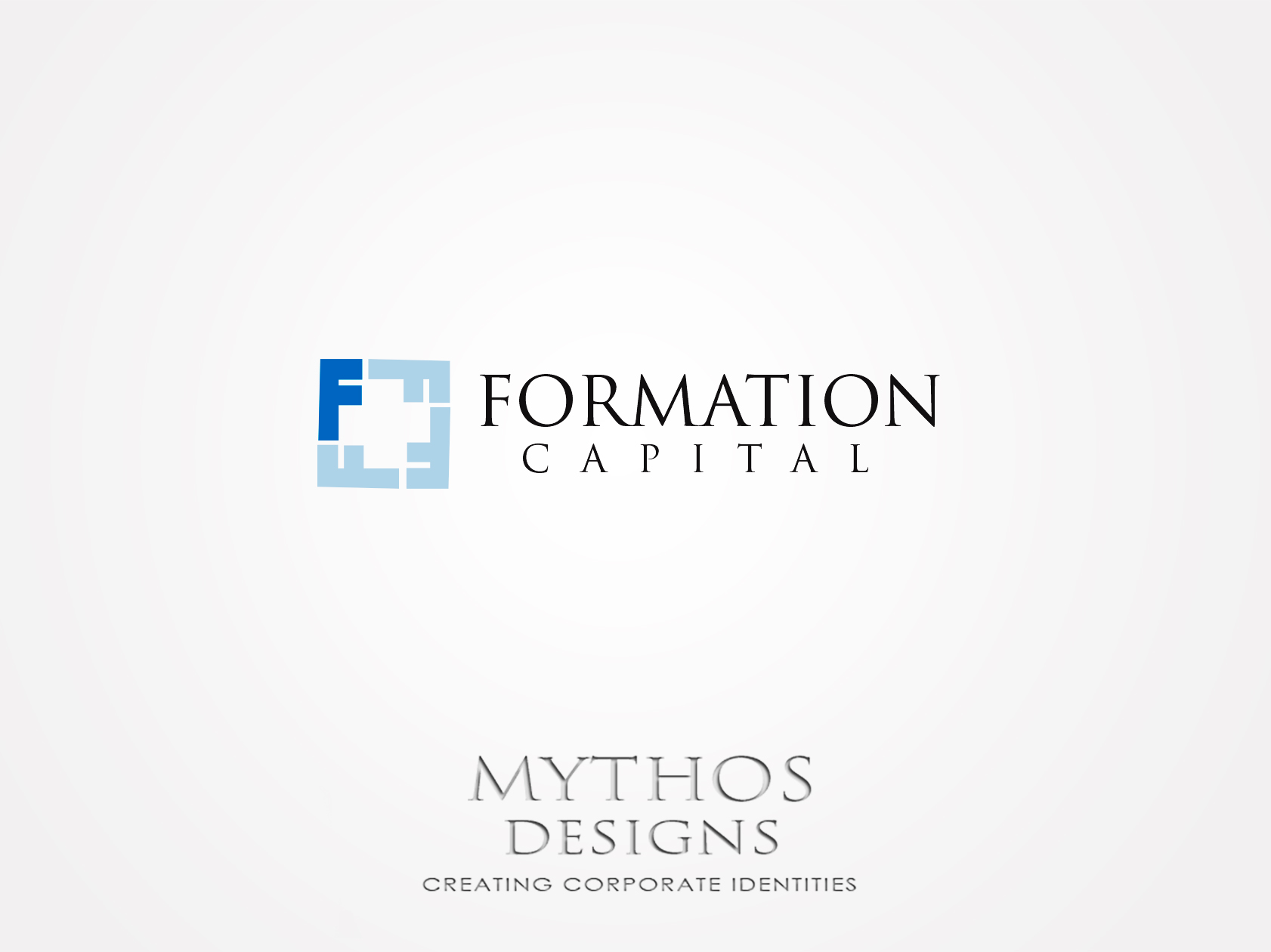 Logo Design by Mythos Designs - Entry No. 63 in the Logo Design Contest Inspiring Logo Design for Formation Capital.