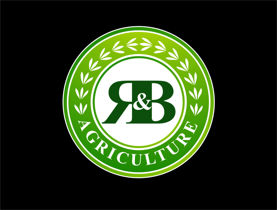 Logo Design by RasYa Muhammad Athaya - Entry No. 39 in the Logo Design Contest Captivating Logo Design for R & B Agriculture.