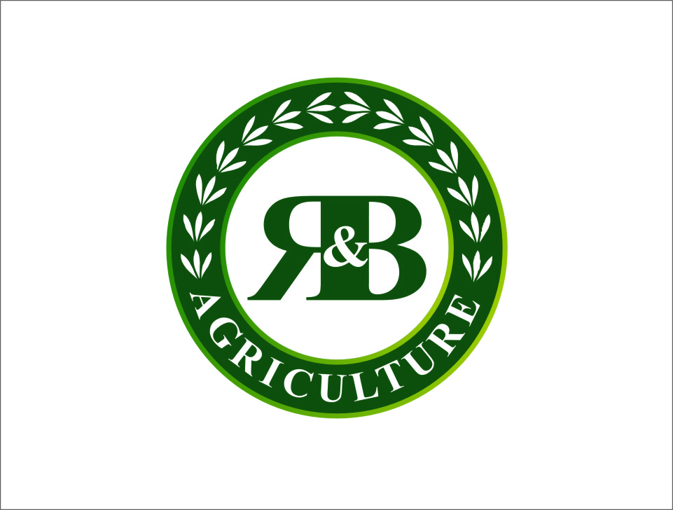 Logo Design by RasYa Muhammad Athaya - Entry No. 40 in the Logo Design Contest Captivating Logo Design for R & B Agriculture.