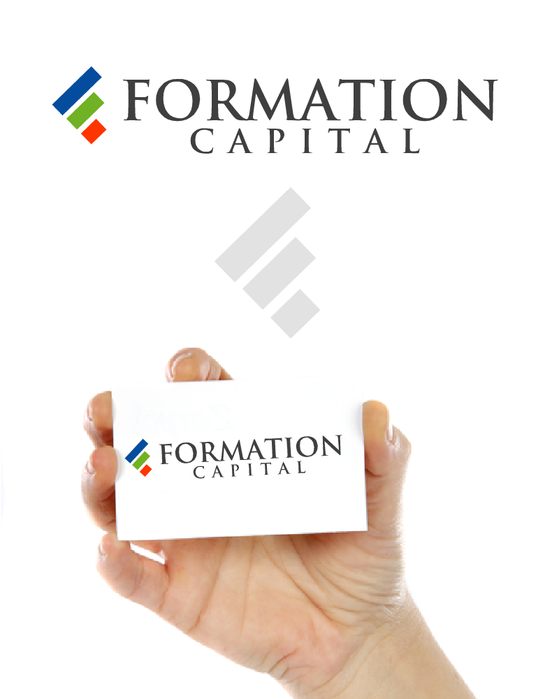 Logo Design by RAJU CHATTERJEE - Entry No. 64 in the Logo Design Contest Inspiring Logo Design for Formation Capital.
