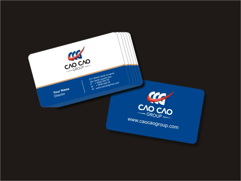 Logo Design by RED HORSE design studio - Entry No. 250 in the Logo Design Contest cao cao group pty ltd Logo Design.