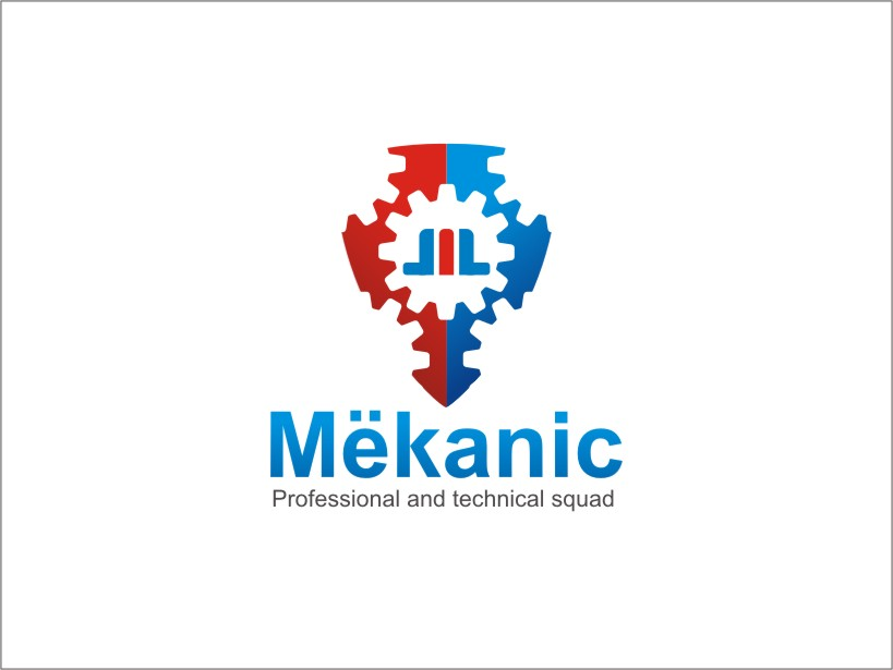 Logo Design by RED HORSE design studio - Entry No. 243 in the Logo Design Contest Creative Logo Design for MËKANIC - Professional and technical squad.