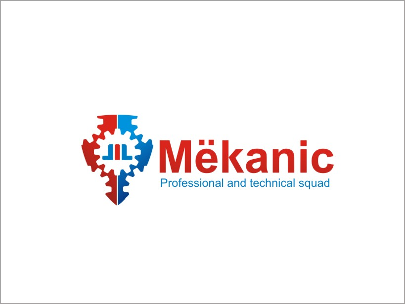 Logo Design by RED HORSE design studio - Entry No. 244 in the Logo Design Contest Creative Logo Design for MËKANIC - Professional and technical squad.