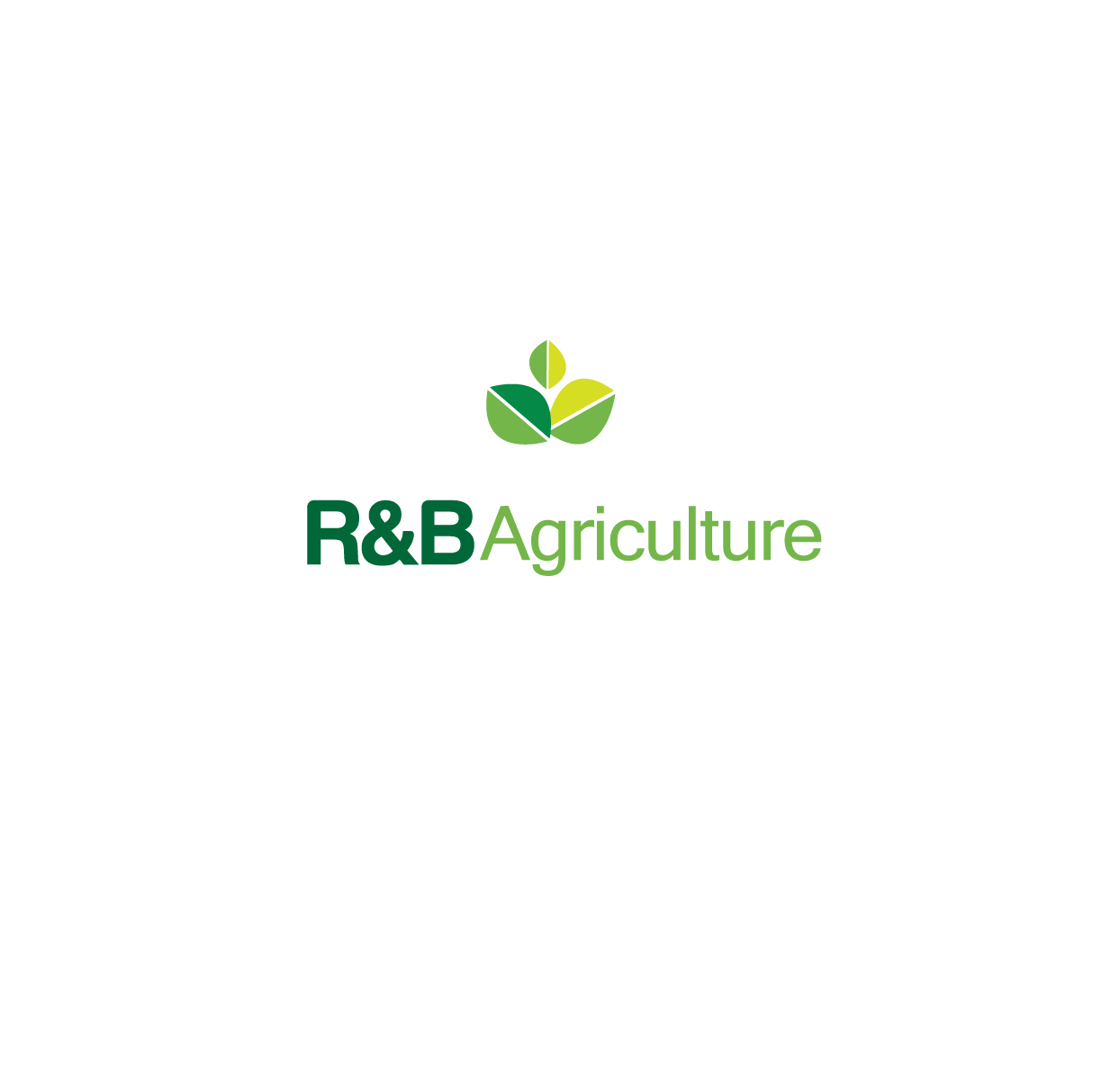 Logo Design by meme - Entry No. 43 in the Logo Design Contest Captivating Logo Design for R & B Agriculture.