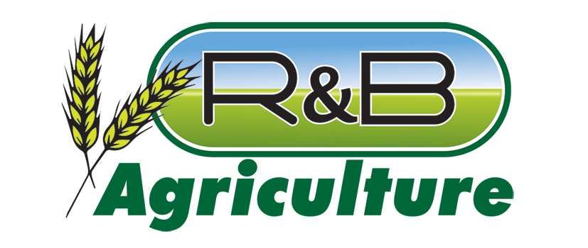 Logo Design by Mohamed Sheikh - Entry No. 44 in the Logo Design Contest Captivating Logo Design for R & B Agriculture.