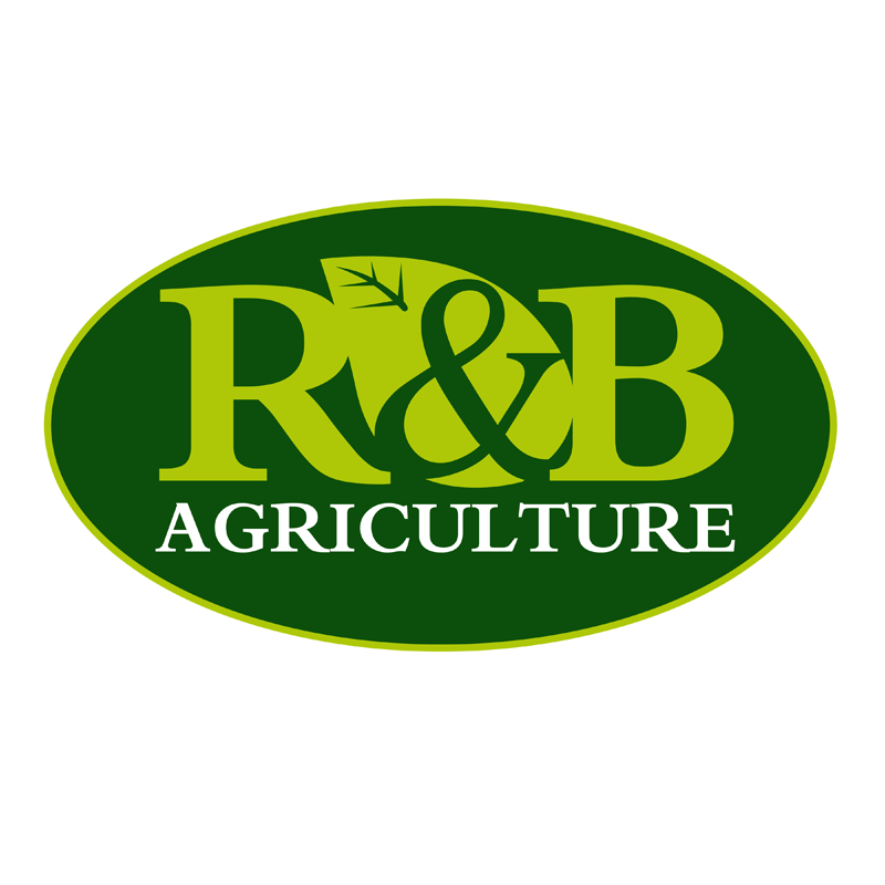 Logo Design by Robert Turla - Entry No. 45 in the Logo Design Contest Captivating Logo Design for R & B Agriculture.