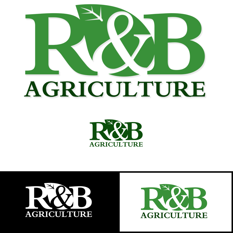 Logo Design by Private User - Entry No. 46 in the Logo Design Contest Captivating Logo Design for R & B Agriculture.