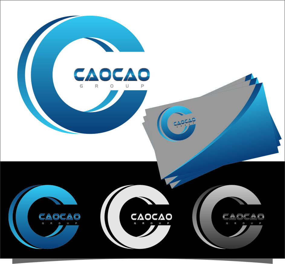 Logo Design by RoSyid Rono-Rene On Java - Entry No. 256 in the Logo Design Contest cao cao group pty ltd Logo Design.