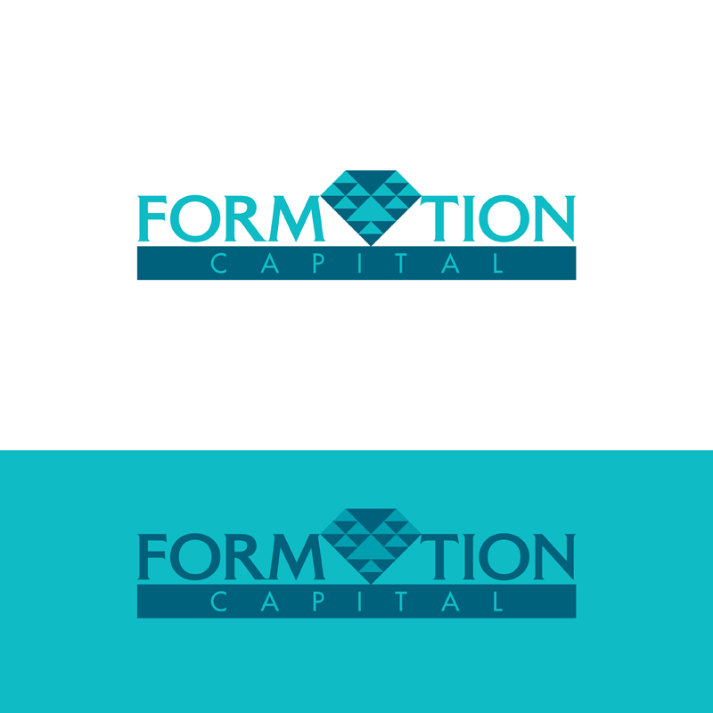 Logo Design by kianoke - Entry No. 70 in the Logo Design Contest Inspiring Logo Design for Formation Capital.