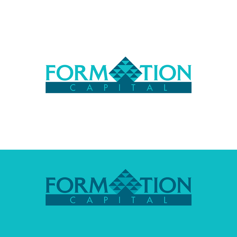 Logo Design by kianoke - Entry No. 71 in the Logo Design Contest Inspiring Logo Design for Formation Capital.