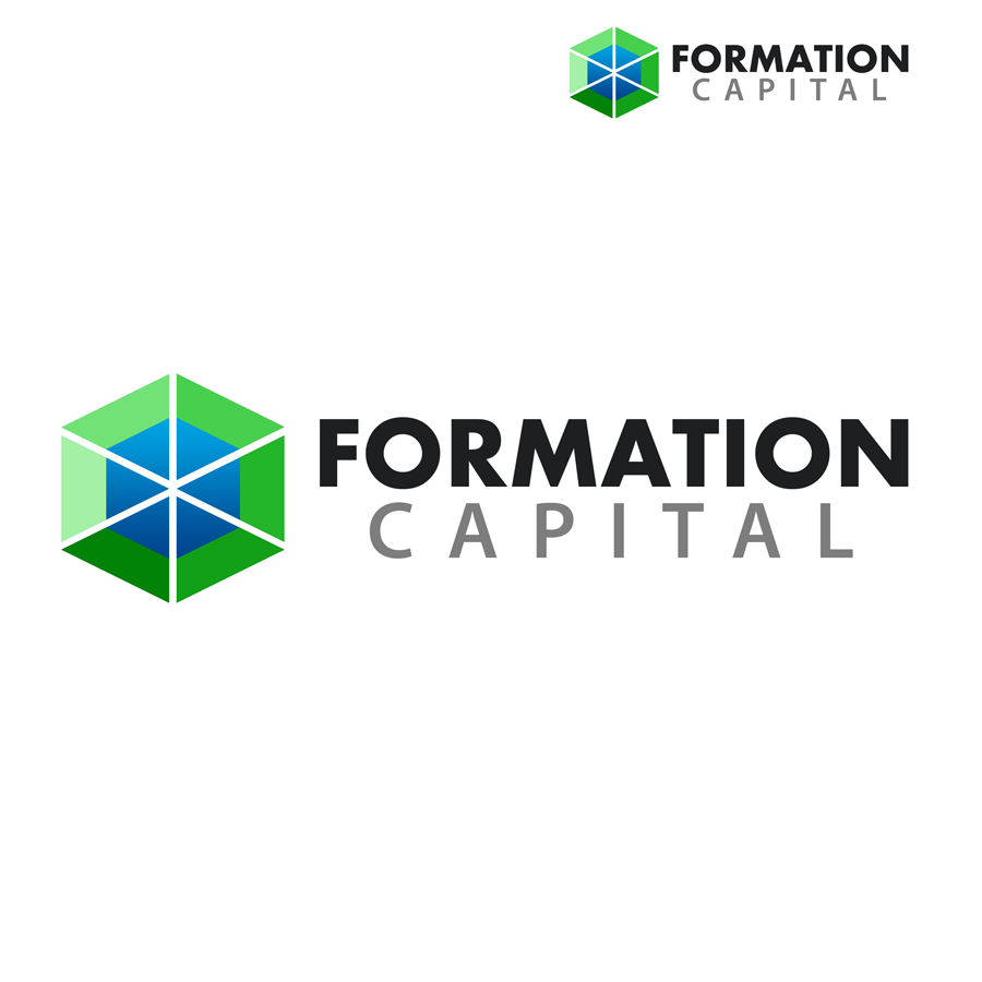 Logo Design by Private User - Entry No. 72 in the Logo Design Contest Inspiring Logo Design for Formation Capital.