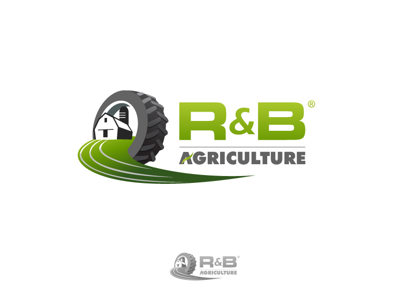 Logo Design by jpbituin - Entry No. 48 in the Logo Design Contest Captivating Logo Design for R & B Agriculture.