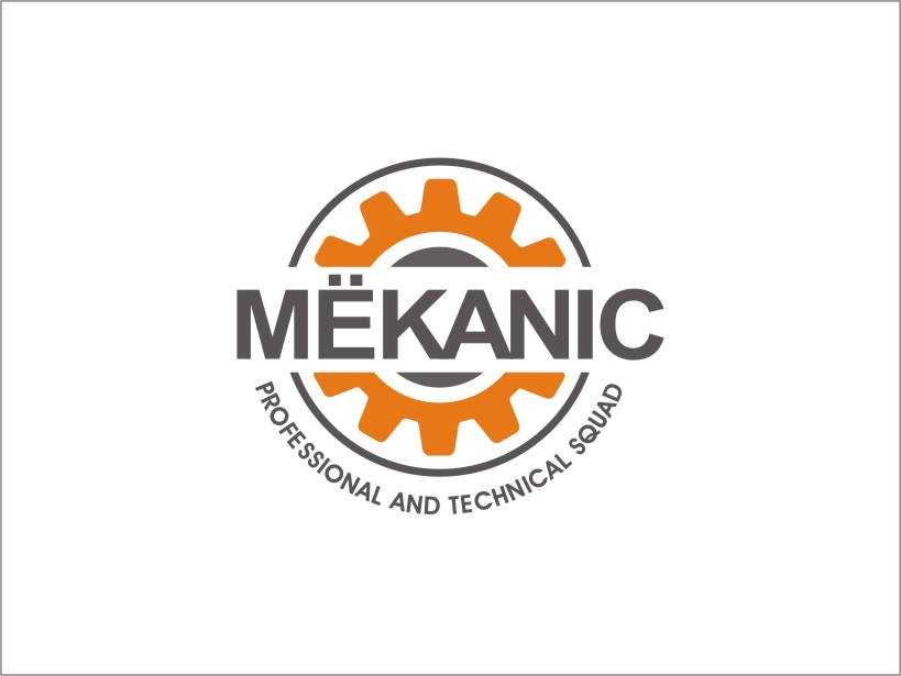 Logo Design by RED HORSE design studio - Entry No. 256 in the Logo Design Contest Creative Logo Design for MËKANIC - Professional and technical squad.