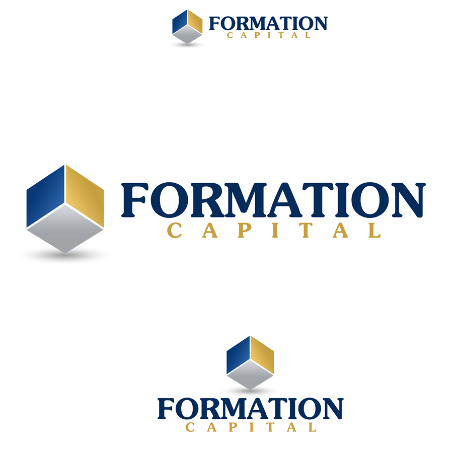 Logo Design by Private User - Entry No. 73 in the Logo Design Contest Inspiring Logo Design for Formation Capital.