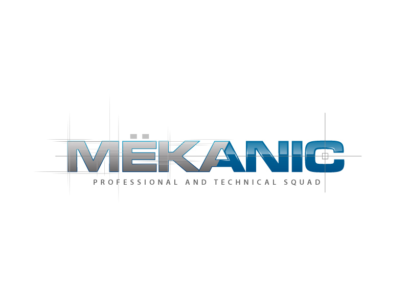 Logo Design by jpbituin - Entry No. 257 in the Logo Design Contest Creative Logo Design for MËKANIC - Professional and technical squad.