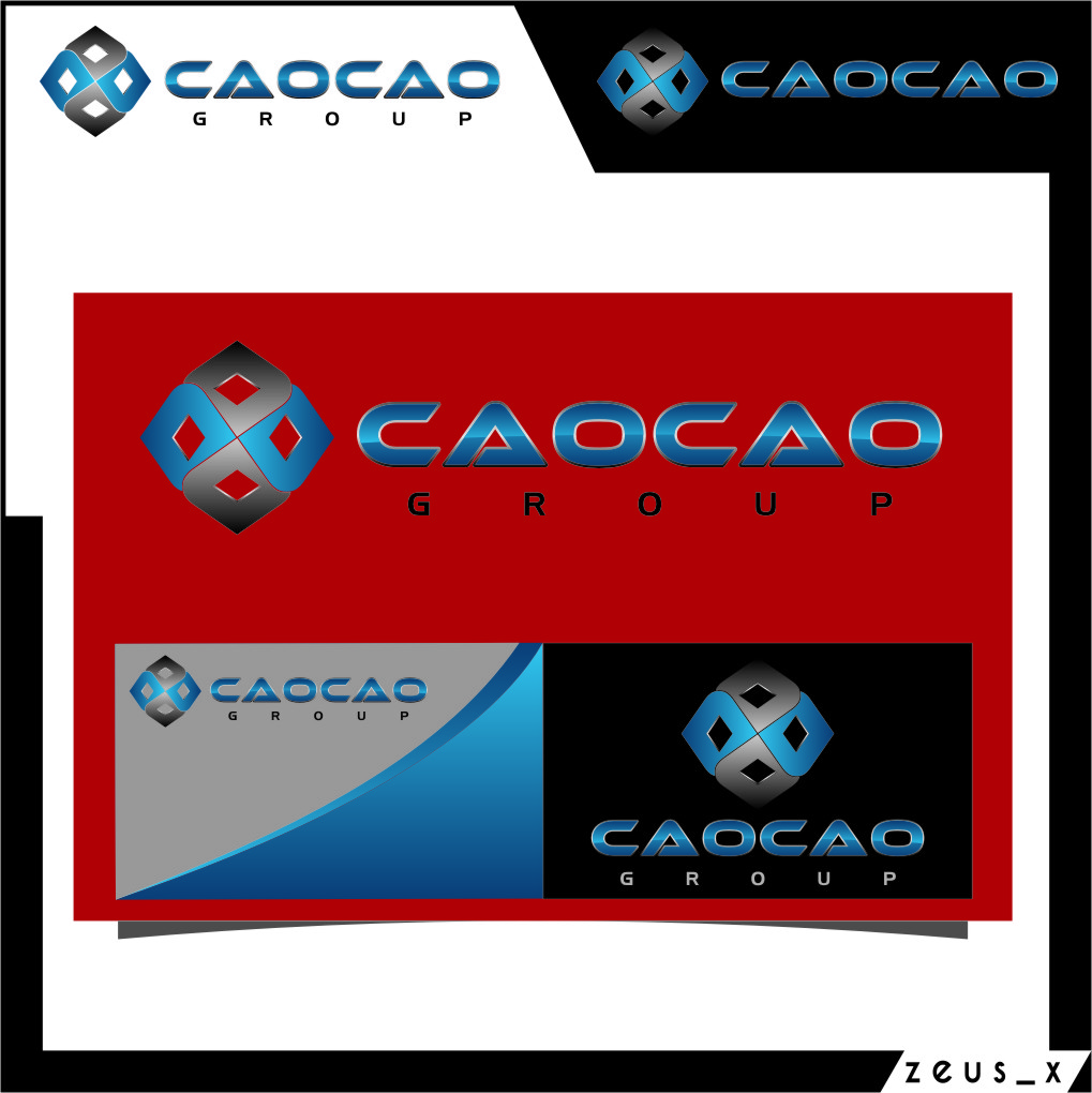 Logo Design by RasYa Muhammad Athaya - Entry No. 265 in the Logo Design Contest cao cao group pty ltd Logo Design.