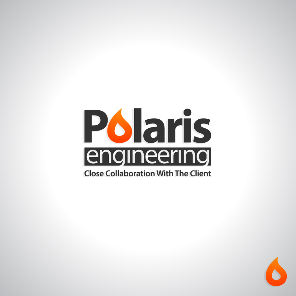 Logo Design by Tanti - Entry No. 89 in the Logo Design Contest Polaris Engineering Ltd.