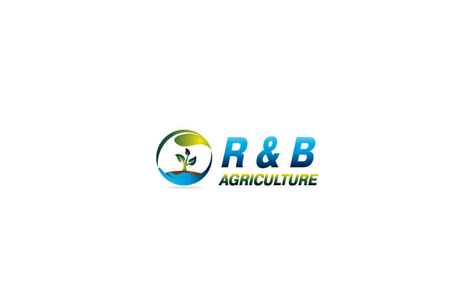 Logo Design by Private User - Entry No. 53 in the Logo Design Contest Captivating Logo Design for R & B Agriculture.