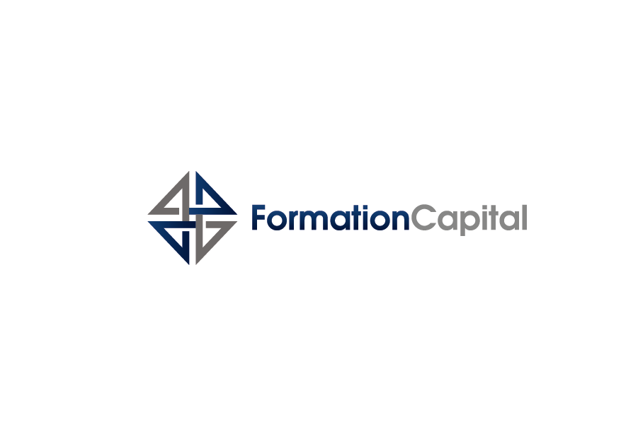 Logo Design by Private User - Entry No. 76 in the Logo Design Contest Inspiring Logo Design for Formation Capital.