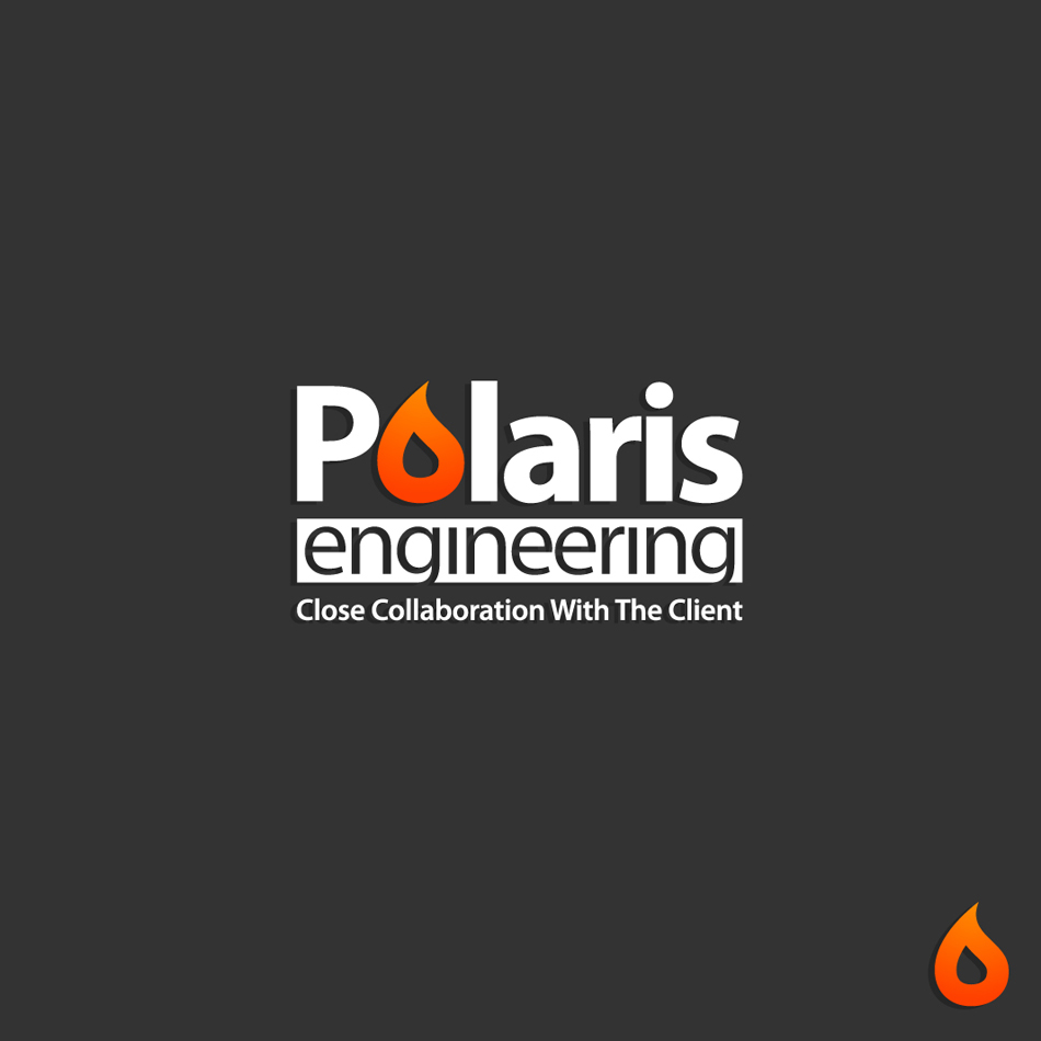 Logo Design by Tanti - Entry No. 90 in the Logo Design Contest Polaris Engineering Ltd.