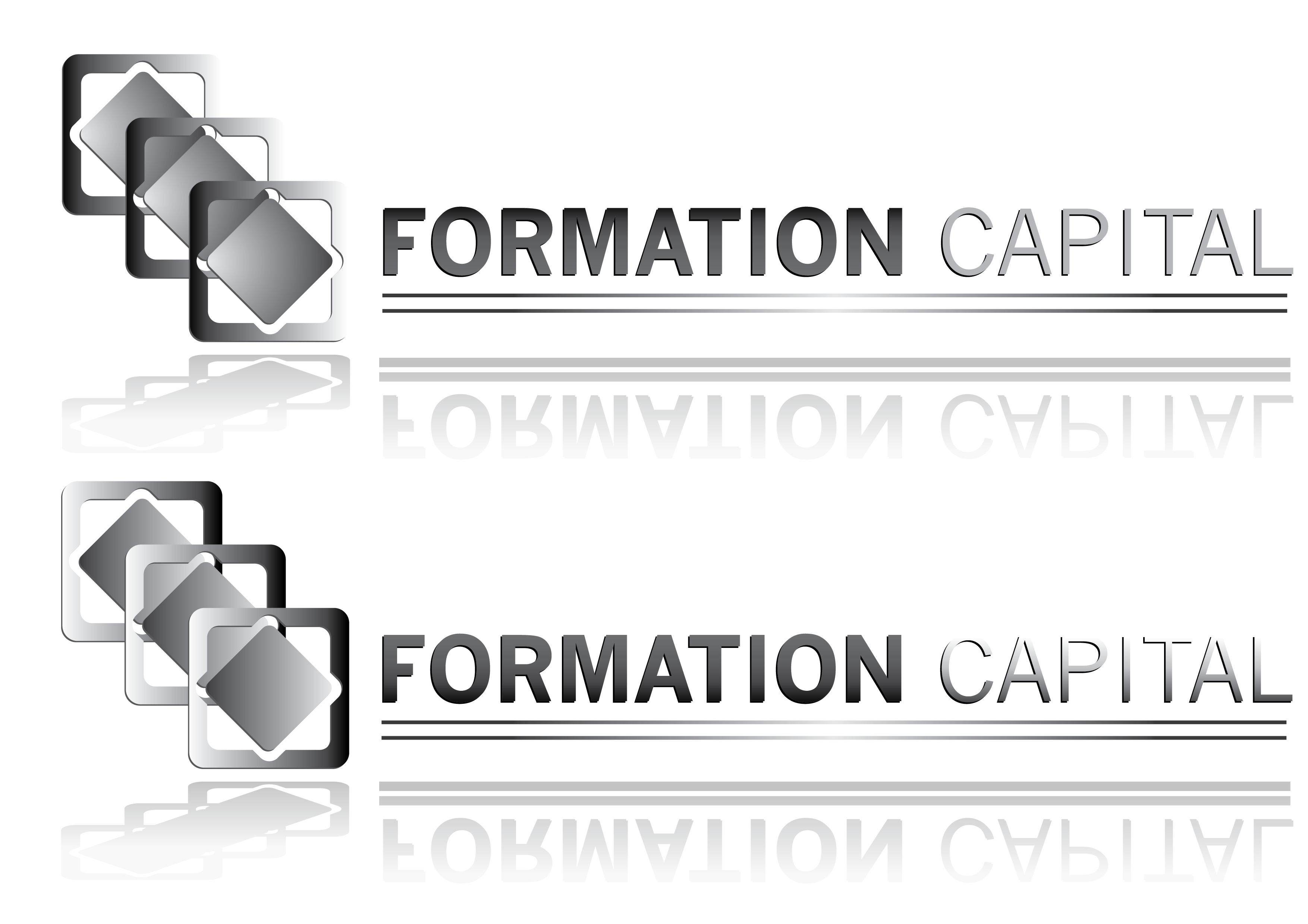 Logo Design by Alexan Torio - Entry No. 79 in the Logo Design Contest Inspiring Logo Design for Formation Capital.