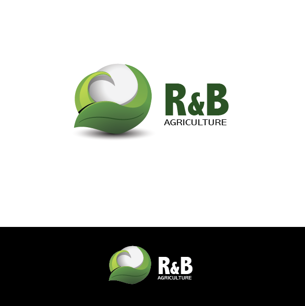 Logo Design by limix - Entry No. 55 in the Logo Design Contest Captivating Logo Design for R & B Agriculture.