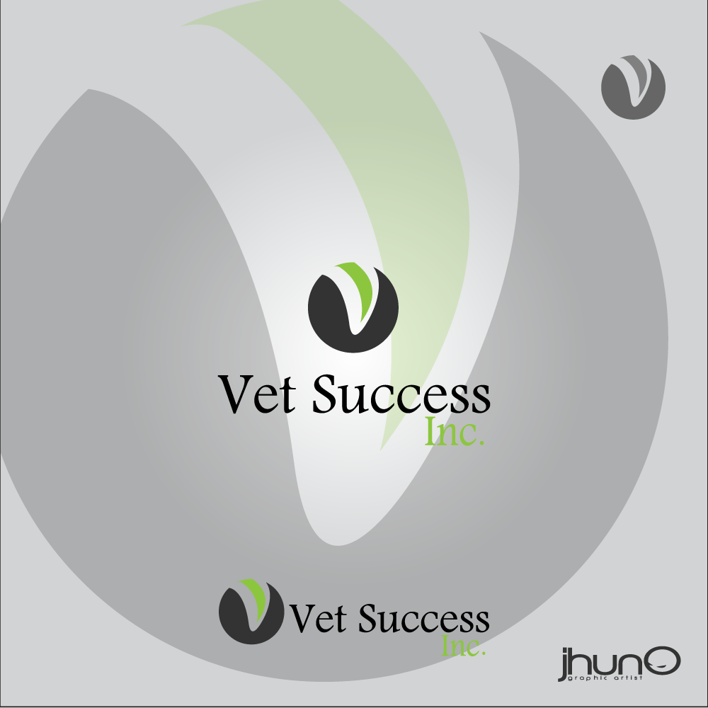 Logo Design by zesthar - Entry No. 7 in the Logo Design Contest Imaginative Logo Design for Vet Success Inc..